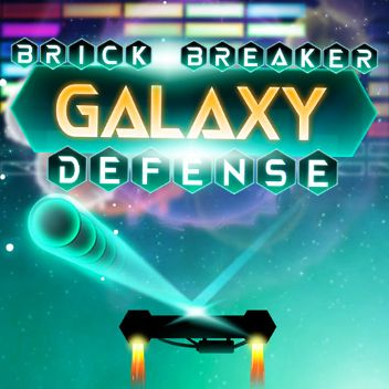 Brick Breaker: Galaxy Defense