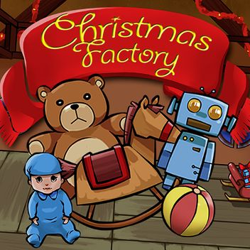 Christmas Factory: rush hour